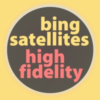 Bing Satellites - High Fidelity - psychedelic ambient EP now available on CD
