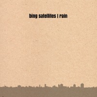 Bing Satellites - Rain